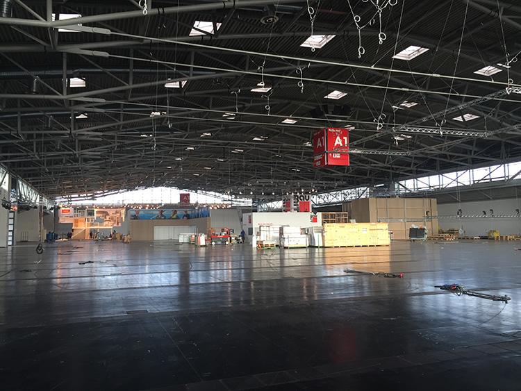 Messebauer Standbau Bau Messe Messebauer Expo24seven