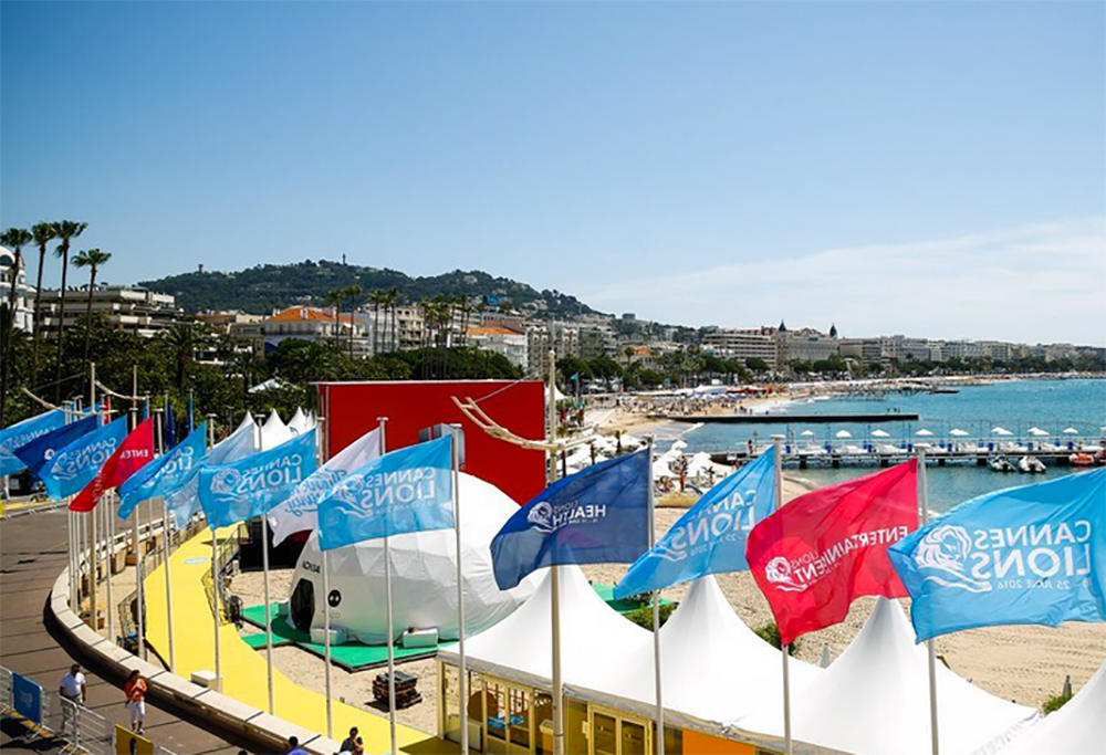 Event Ausstatter Möbel Vermieter Cannes Lions